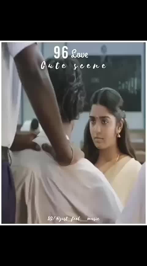 #96 #schoollove #vijaysethupathi #thrisha #live #love #song #thalaiva #thala #thalapathyvijay #sahasam