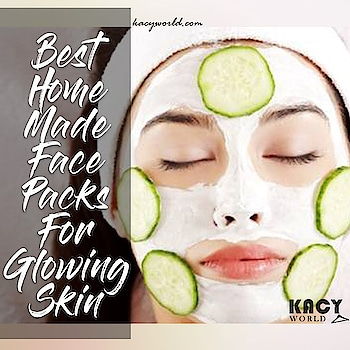 Are you still wondering what you should do to get that natural glowing skin permanently? 🤔 Find out here...😍👌🆗 https://kacyworld.com/home-made-face-packs/ . #kacy #kacyworld #kacyblog #kacybeauty #skincare #homeremedies #glowingskin