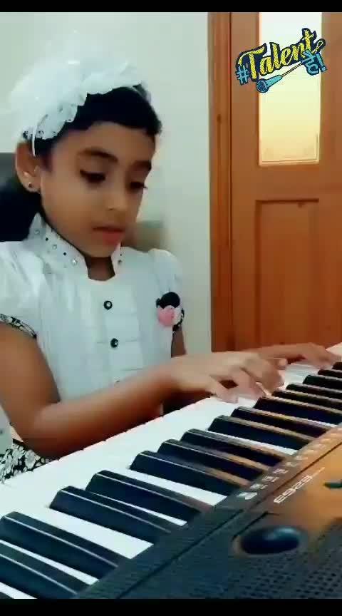 5yrold #laasya  playing #nee_navve #telugusong #soggadechinninayana  #akkineninagarjuna #lavanyatripathi #ramyakrishnan #piano #pianist #littlegirl #girlslikeyou #talented #talenthunt #talenthuntroposo #risingstar #roposostar #risingstaronroposo #music_lover_ #roposobeats #featureme #featurethisvideo