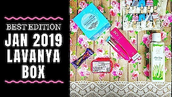 Lavanya Box January 2019 @299 | Best Affordable Box? | Unboxing & Review  New Year edition by Lavanya Box continues to impress me by including good brands and full sized products. It has Makeup (with shade choice), Skincare, Body care and lifestyle with choice options and everything at just Rs. 299! How can I not love it! 😍 . . . Do check out the full unboxing & review video on my channel. Link in bio💕 . . To order : Insta DM :  https://www.instagram.com/lavanya1749/ Or Contact : +91 7838837708/ 9168636761 Price : Rs. 299 + 50 for Shipping . . . . #lavanya #lavanyabox #january #newyearedition #best #beautybox #affordable  #beautysubscription #skincare #bodycare  #makeup #lipstick #oriflame #makeupessentials #glowingskin #naturalskincare #unboxingandreview #youtuber #subscriptionboxindia #subscriptionboxreview #giveaway  #honestreviews #sonammahapatra #sonameraki