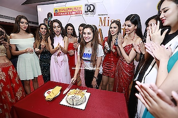 From the Birthday celebrations of Miss Iran   #MissAsia2018 #missasiaglobal2018 #pegasusevent #godsowncountry #incredibleindia #manapuramfinance_LTD #DrAjitRavi #DQwatches #sajearthresorts #MissAsiaGlobal #Iran #MinaAR