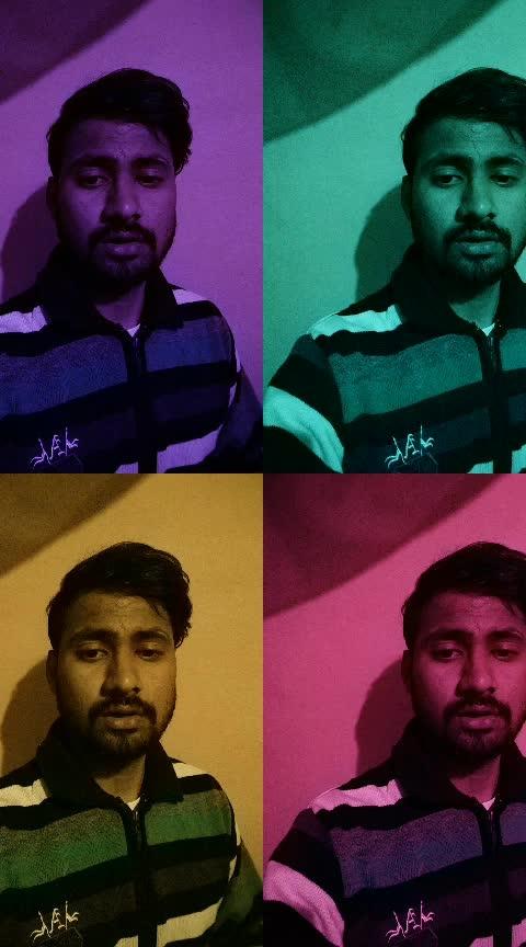 khwaab me dekha that ek Aanchal Maine apne haaton me#roposostars #roposofeature