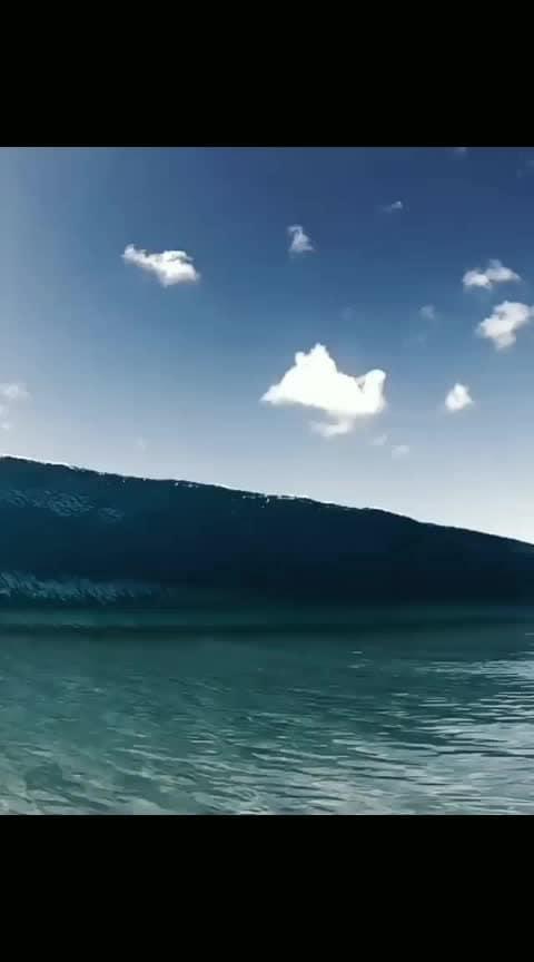 #waves #seaside #loveing #roposowow 😘😘😘😘✌✌✌👌👌👌