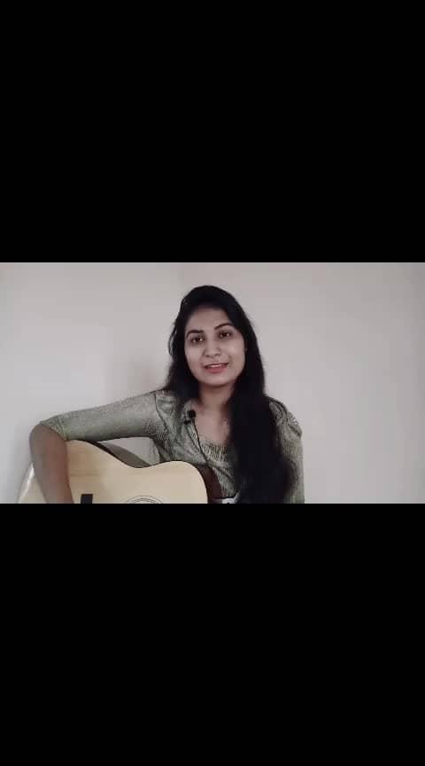 #jaannisar #music #singing #guitarcover #geetaprajapati