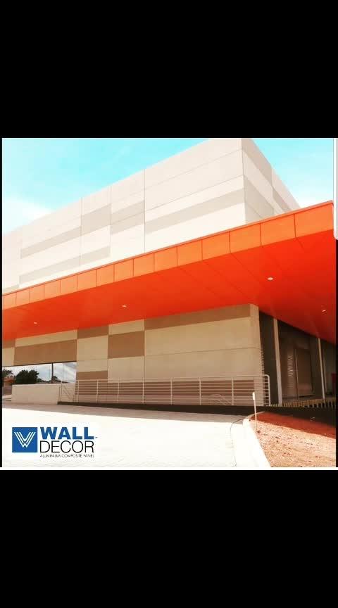 #walldecor #acp #exterior #interior #signbord #aluminiumcompositepanel #mirror #brush #sparkling #wooden #marble #wallclading