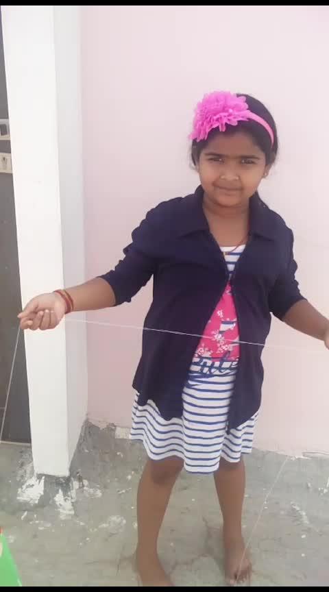 #happysankranthi ,#roposostar ,#roposostarchannel ,#cuteness-overloaded