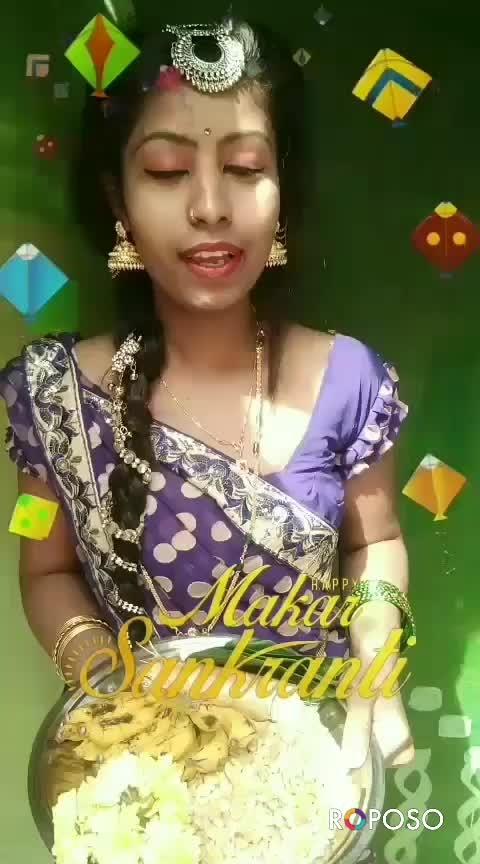 Happy makara sankranti🎆🎆#ropososankranti #ropososankranthi #happysankranti #happymakarasankranthi #happy-makar-skanranti-2019 #ropo_love