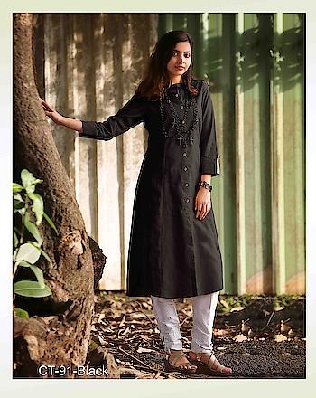 #embroidery #dress #cottonkurti #bollywood #like #longkurti #desifashion  #westernwear #mumbai  #kurtidress  #traditional #bollywoodfashion  #indowestern #stylish #instagram #designerkurti #indianclothes #partywear To Know more Details please whatsapp on  +919820936178