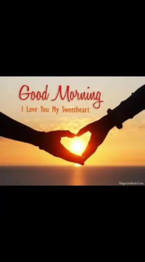 good morning all of my friends