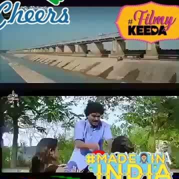 నీలాంటి అమ్మాయిల వల్లనే మా మగజాతి అంతరించిపోతున్నది 👍👍👍👍👍👍👍 #cheers #filmykeeda #madeinindia