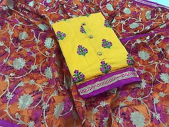 Trendy Embroidered Salwar Suits...♥ Price:- 999/- For Order What-app us (+91) 8097909000 * * * * #salwar #salwarsuits #dress #dresses #longsuits #Banarasi #suitsonline #anarkalisuits #embroidered #onlinefloralsuit #floral #printedsuits #printed #straightsuits #dupatta #fashion #stylish #love #shopping #ethnic #onlineboutique #celebrity #womenclothing #clothingboutique #womenwithstyle #fashionstyleclothes