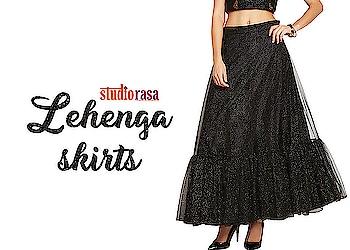 Lehenga skirts from Studiorasa!  https://bit.ly/2f2vmHL  #9rasa #colors #studiorasa #ethnicwear #ethniclook #fusionfashion #online #fashion #like #comment #share #followus #like4like #likeforcomment #like4comment #lehenga #skirt  #lehengaskirt