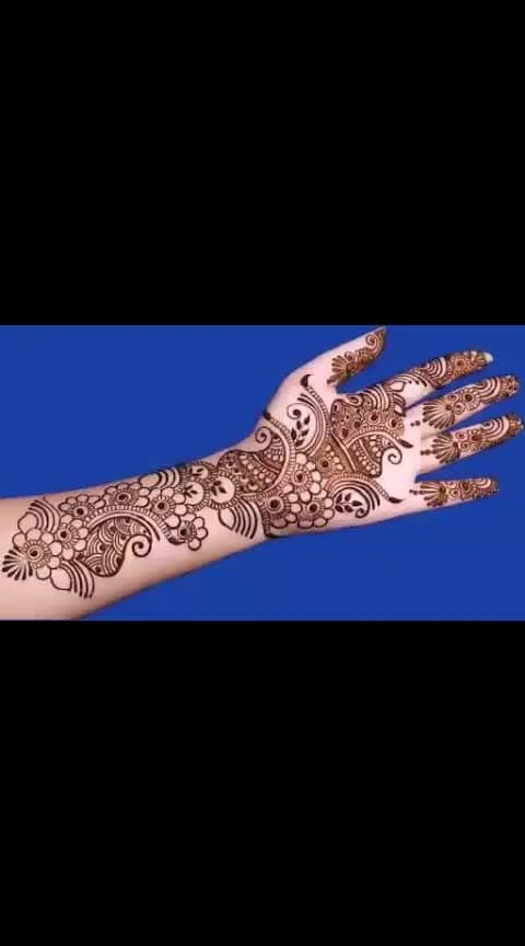 #indian-mehndi #dulhanfashion #different-is-beautiful #wow #amazing #awesomesauce