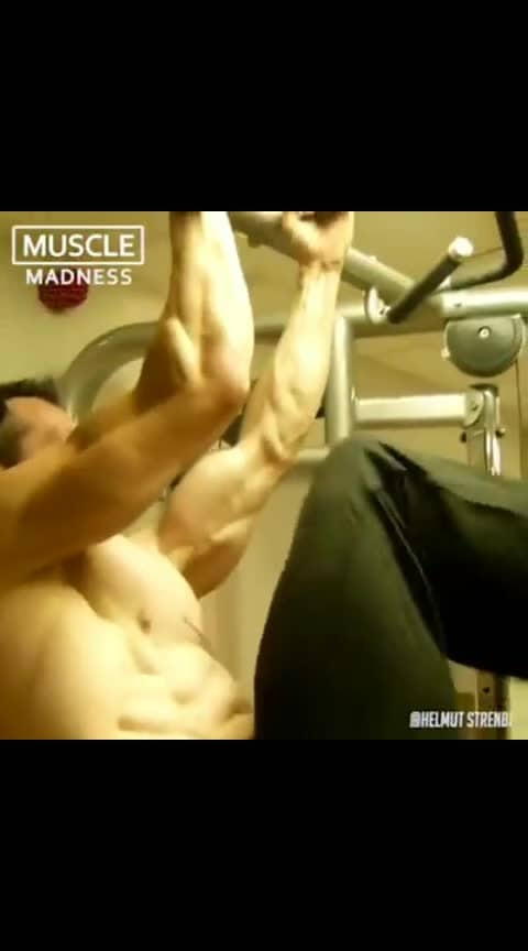 Muscle Madness #fitness #bodybuilding #fatloss #workoutmotivation #workout