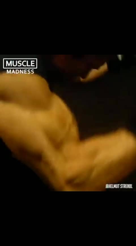 muscle Madness #muscle #musclesworkout