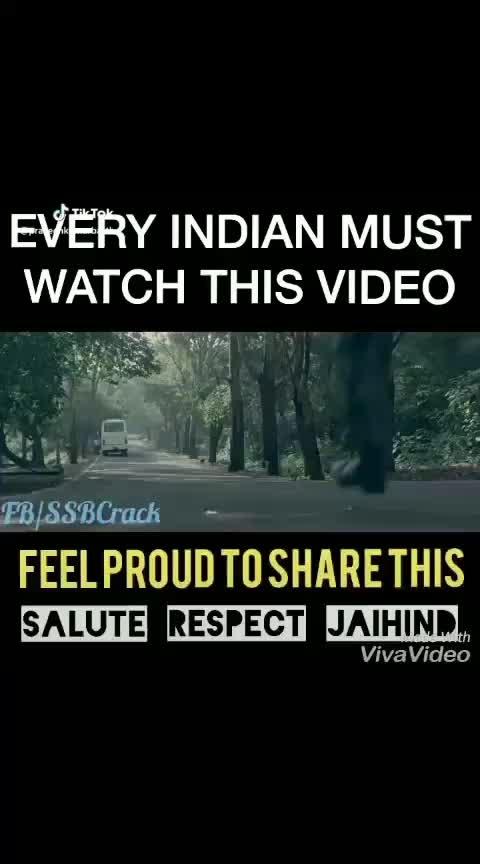 #salute #respect #jaihind 😊🤠®️✌️👍🇮🇳🇮🇳🇮🇳