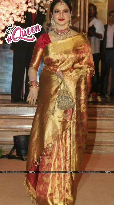 #rekhaji #rekhaji #bollywoodstar #queen #bollywood #followmeonroposo #filmistaan #filmistaanchannel #filmistaan