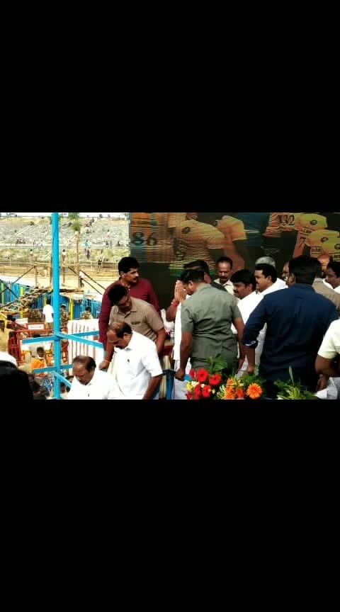 முதல்வர் ஜல்லிகட்டு போட்டியில் கலந்து விட்டு சென்று விட்டார்கள் #exclusive #news #pudukkottainews #pudukkottai #jallikattu2019 #guinnessworldrecord #admk #cm