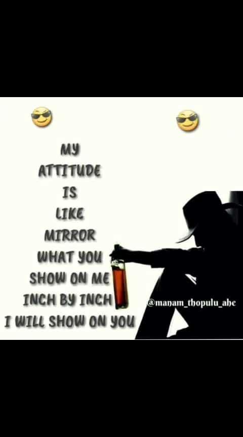 #attitude #massattitude #attitudekabaap #ego #love #friendship #relations #manamthopuluahe #rowdy_reyansh #unproffesionaltrollers #instabeats #beatsofteluguofficial #explore #telugutiktok #telugucinema #telugufilmindustry #telugufilmnagar #telugucinemas #tfi #whatsapstatussong #whatsapstatusvideos #insta #instagramtelugu #instamusic #instagramindia #instalove #instagram_kids