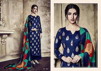 Sargam Florine Pure Jam Wholesale Dress Materials Manufacturer Price per Piece :-₹795 + ₹40 (GST 5%) Minimum Order :- 8 Pcs  Top :- PURE ZAM FOIL PRINT WITH SHISHA KHATLI WORK Bottom :- SOFT COTTON Dupatta :- PURE BEMBERG PRINT Upcoming Date:-26/01/2019 Product link :- https://castillofab.com/sargam-florine-pure-jam-foil-print-dress-material-wholesaler -------------------------------------------------------- Call/whatsapp :- +91 8530 23 23 30 Visit our website :- www.castillofab.com -------------------------------------------------------- #dress #wholesale #latestdress #dressmaterial #international #designerdress #newlaunch #brandeddress #suratcollection #indianstyle #weddingwear #bestrate #dressmaterialdesignes #dressmanufacturer #palazzo #cottondress #pashminadress #wintercollection #castillofab
