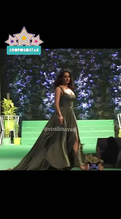 #kangnaranwat #manikarnika #rampwalk #filmistaanchannel #fashionquotientchannel