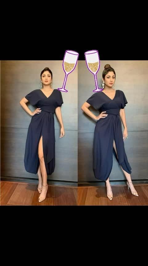 #shilpashettykundra #bluedress #patakha #woman-fashion #stylishclothes #fashionquotientchannel #filmistaanchannel