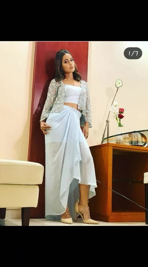 #hinakhan #fashionquotientchannel #be_fashionable