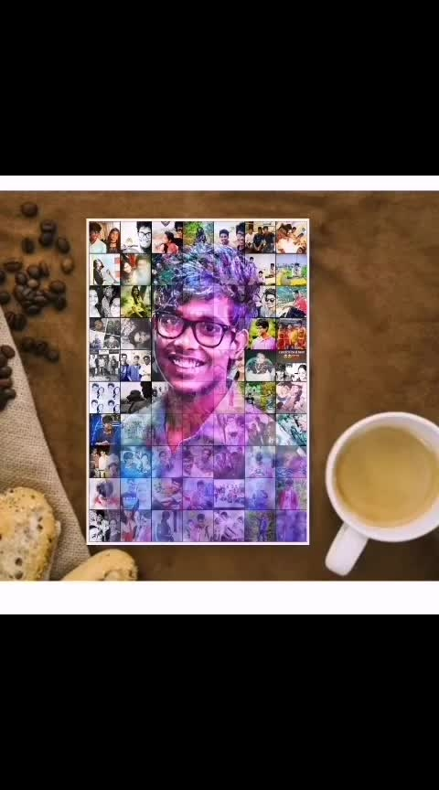 Happy Customer🤗❣️ Order Done  Special Gift❣️ 3D PHOTO MOSAIC💞 👉soft copy by Mail Available👍 👉With frame A4 size And Big A3 Size Available Create Your Memories ❤️Let your memories Shine✨ ✨ ❤️50-70 pics need And 150 pics extra charge ❣️❣️❣️❣️ Introducing#mosaicstories Tell us how you surprised your loved ones with our Personalized Mosaic Poster and we would love to feature you on our social media pages. Personalized Mosaic Poster is the perfect gift for a Birthday. Collect all your photos from childhood till now and give the best gift to your loved ones! Delivering All India + Worldwide  Direct Message For Order🎁 @photo_art_store @gifts_shopping_time  @gift_online_store  @gift_personalized_magazine Special🎁🎁🎁🎁🎁😘 😍SPECIAL PERSON😍 Keep Ordering😍😍 Birthday Couple Friendship Family Anniversary 😍😍 😍 DM for Order  #instagood#mosaicstories #personalizedgifts#personalized#gift#birthday#anniversary#beautiful#love#instapic#surprises#family#friends#unique#awesome