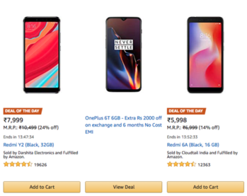 Amazon Great Indian Sale 2019: Best Mobile Deals of Samsung, Huawei, Apple and More  Here we have listed the best mobile deals on brands like Samsung, Redmi, iPhone and more that you can grab on Amazon Great Indian Sale 2019. https://appstofollow.com/amazon-great-indian-sale- …... #Amazon #Amazon_Great_Indian_Sale #mobile_deals #Samsung #mobile