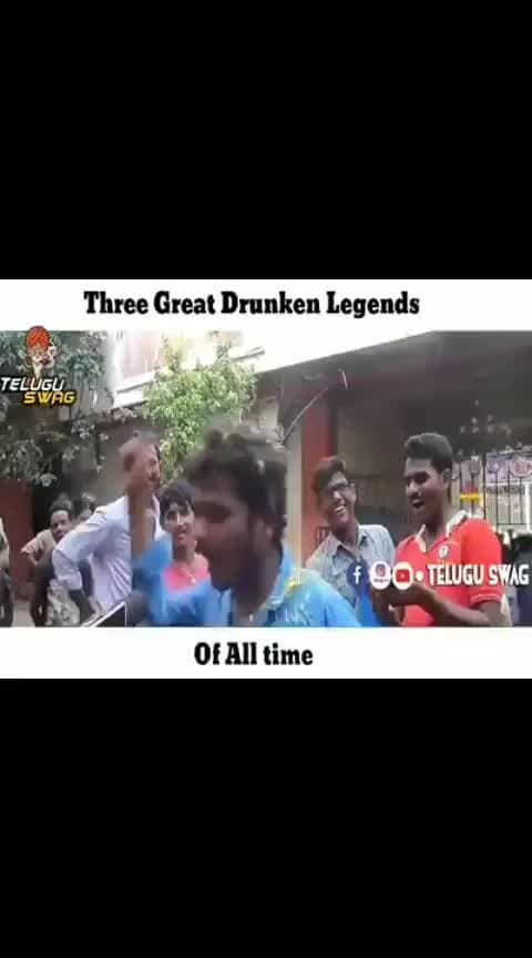 The Great Drunkend legends