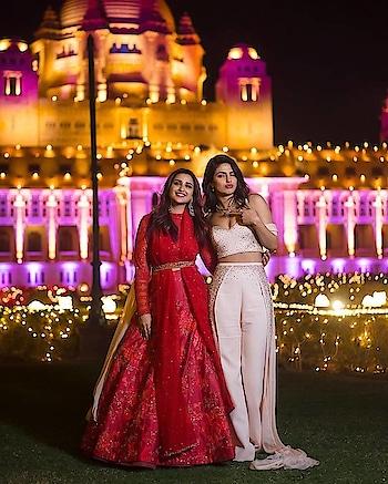 Two Sisters Priyanka Chopra And Parneeti Chopra