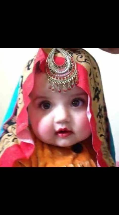 very  cute  baby 👩👩