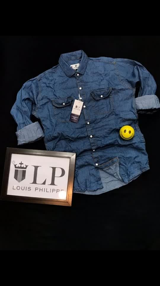 Gs * L P  *   DENIM  shirts   *Size M38 L40 XL42 *  *Export QUALITY*  Full sleeves   * PRICE 600/-+$  *PREMIUM ITEMS*  * *