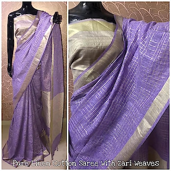 MAHIKAA COLLECTIONS LAUNCHES online selling of WOMEN FABRICS. Please click on picture or our online link below or BUY DIRECTLY FROM US USING PAYTM / BANK TRANSFER CONNECT WITH US AT info@mahikaa.in or WhatsApp: 7984456745  Light weight n elegant Pure linen saree with zari checks all over with zari pallu and blouse piece with zari border Price 1499 Inr +$ Premium quality assured  #business #innovation #sales #health #fintech #amazon #mondaymotivation #wellness #news #engineering #banking #newyork #smartcities #gifts #credit #fridayfeeling #r #emotionalintelligence #protection #cash #engineers #publishing #electronics #reviews #writers #howto #contest #festive #publichealth #careerdevelopment #pay #festivals #mystery #headshots #fastfood #trusts #collectibles #collectibles #cashmanagement #screens #plates #checks #ach #plating #raptors #soaps #streamingmedia