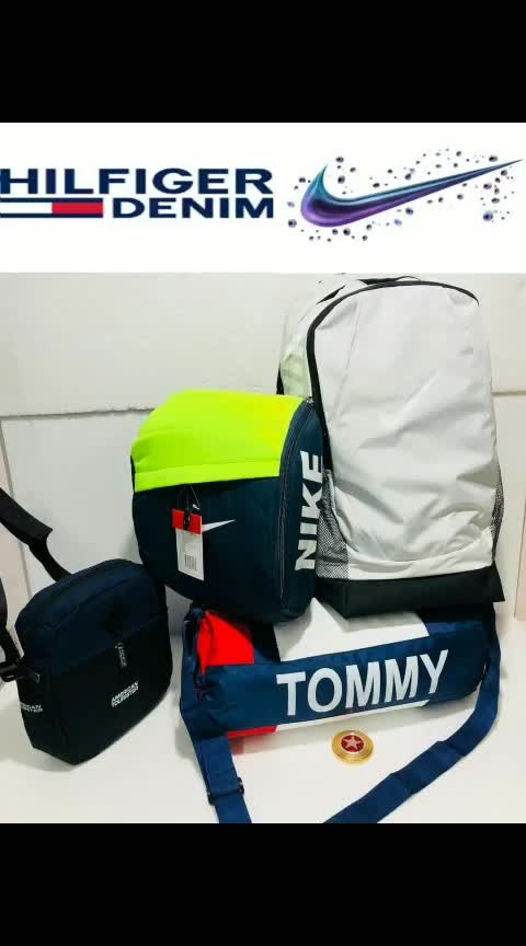 👉🔴    NIKE BAGPACK   COMBO 4 IN ONE 👉_🔵BEST QUALITY BAGS_*  👉🔴WATER BOTTLE SLOT GIVEN_* 👉_⛔LAPTOP COMPARTMENT GIVEN_* 👉_🔵SIZE 19  BY 13 INCHE_* 👉_🔴SIZE 17BY 10  👉🎾16 BY 10 🎾👉10 BY 9 👉⚽Water-proof *_⚫BEST MATERIAL USED_* 💁🏻♂🔵@₹₹ *1250+100*💫💫💫  #creativespace #rx100 #partystarter #thehappyone #weekend #thecomedian #drama #romantic #natural #super #filmistaanchannel #loveness #song #bff #indianwear #photography #telugu #kannada #rainbow #aboutlastnight #sadness_overloaded  #letsnaacho #shaadiseason #food #share #girls #happyvibes #rocknroll #eating #tvbypeople