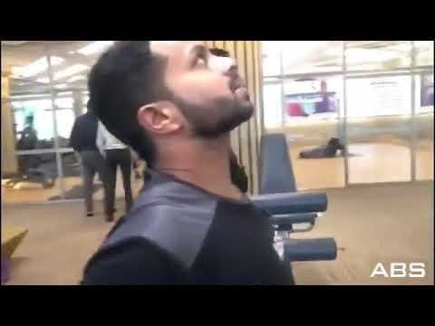 FITNESS ABHIYAN 2019.  TIP No 16 STRETCH YOURSELF. Benefits of stretches Stretching Increases blood flow to your muscles.  Increases your range of motion.  Increases blood flow to your muscles. Improves your posture. Helps to heal and prevent back pain.  Stretching is great for stress relief.  A good stretch can calm your mind. Follow these simple exercises in the video. You can do them at home at a park or at your gym they will be very very helpful.  Start with just once holding each stretch for 5 counts. And increase it to three, times holding each stretch for 10 to 20 counts. Make sure your breathing is normal.  Enjoy being FLEXIBLE  LET 2019 be your FITTEST YEAR ever. Abhimanyu Sable  Training Since -1991  #fitnessabhiyan19 #ItsNotGymItsLife #newyearresolution #fit2019 #absolutelyalive #committomove