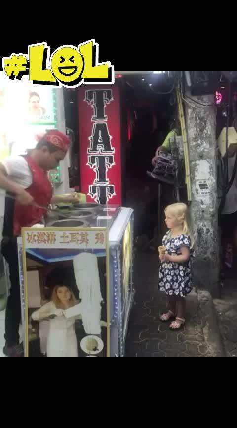 #icecream #kid #gonewrong #lol #hahatvchannel