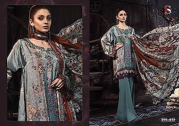 Deepsy Elan Silk Vol 4 Salwar Suits Wholesale Catalog Price per Piece :- ₹807 + ₹40 (GST 5%) Minimum Order  :- 6 Pcs  Top :- Pure Japan Satin Digital Print With Embroidery Bottom :- Santoon Dupatta :- Tabby Silk Digital Print Upcoming Date:-28/01/2019 Discount Applied :- 5% Product link :- https://castillofab.com/deepsy-elan-silk-vol-4-wholesale-salwar-suit-catalog -------------------------------------------------------- Call/whatsapp :- +91 8530 23 23 30 Visit our website :- www.castillofab.com -------------------------------------------------------- #salwarsuits #wholesale #latestsuits #salwarkameez #international #designersalwar #newlaunch #brandedsalwarsuits #suratcollection #indianstyle #weddingwear #bestrate #salwarsuitdesignes #salwarsuitmanufacturer #palazzo #cottonsuits #castillofab