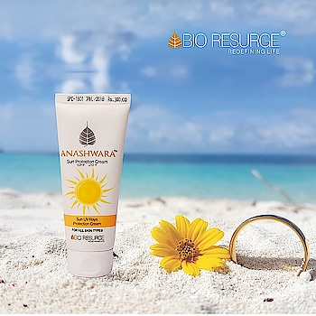 The harsh Indian sun and polluted air is causing an adverse effect on our skin. Bio Resurge's Anashwara Sun Protection Cream provides the much required daily protection for your skin again harmful UV rays and pollution without any of the side effects of a chemical product. Use today to maintain every lasting youth. Order Now On: www.bioresurge.in | Amazon, Snapdeal, Flipkart, 1mg, NYKKA, Guardian pharmacy. #bioresurge #chemicalfreeskincare #pure #naturalsmile #ClearSkin #GirlsProblems #ayurveda #organic #fitness #life #fashion #girls #skincare #lifestyle #love #smile #beauty #healthy #NaturalSkinCare #AntiAgingNightCream #healthy #Mumbai #Delhi #Chennai #Kolkata #uttarpradesh #grabthedeal #offer #hotdeal