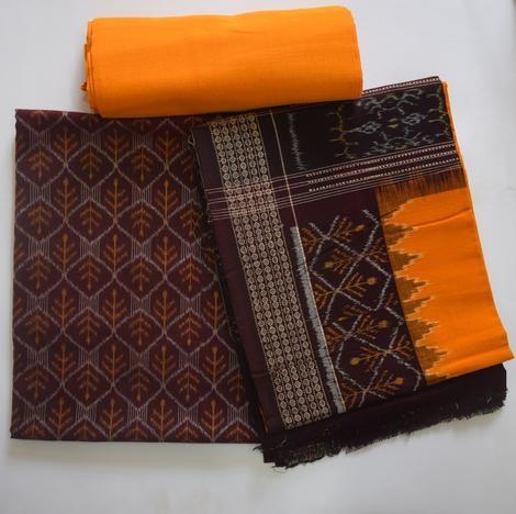 #sambalpuri #cottonsuits #dressmaterialonline