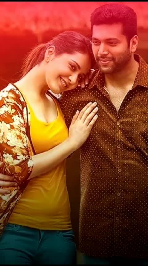 #adangamaru #jayamravi #saayali #skedit #rashikanna