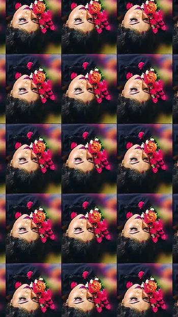 Bloom 🌹 #fullfacemakeup #mua #makeupartistinchennai #makeupforeverhdfoundation #milani2in1concealandperfect #milaniroseblush #hudabeauty #desertduskpalette #macindia #maccosmeticsindia #nykaabeauty #soroposo #roposogal #lookgoodfeelgood #lookgoodfeelgoodchannel #rangolichannel #rangolidesigns