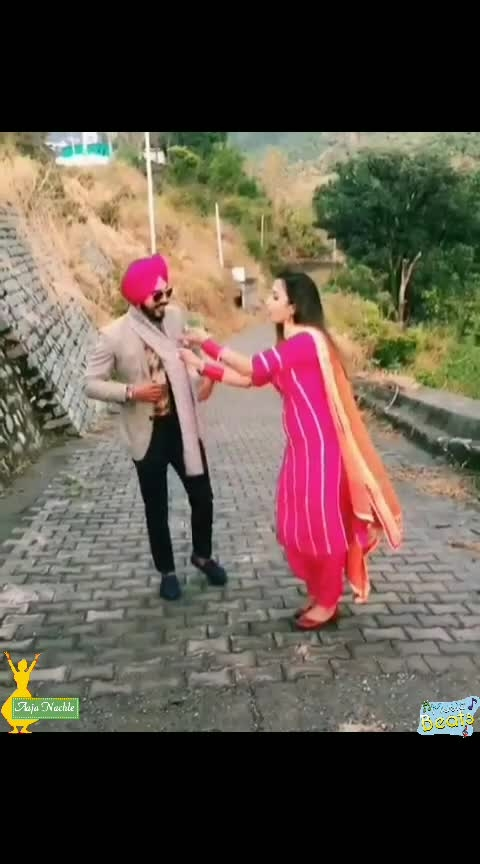 Yarri Teri Kha Gyi punjabi Couple Romantic video #couplewatch #couplevideo #lovecouple #punjabiweddings #ropo-punjabi #love #ramanbenipal #beats