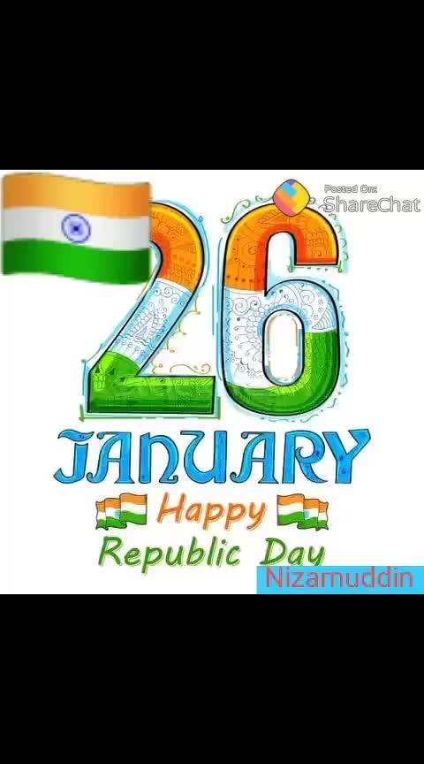 #desam #india-proud #republicday2019 #wishes #roposo #toallmyfollowers #happyrepublicday2019