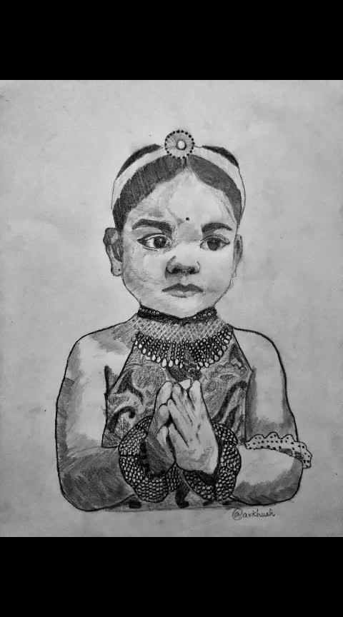 #sketchinglove #pencilportrait #pencilwork #fabercastell