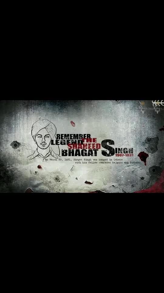 #Bhagat Singh #Rajguru #shukhdev #roposo-fashiondiaries #roposo-stars ## my fisrt roposo # love roposo