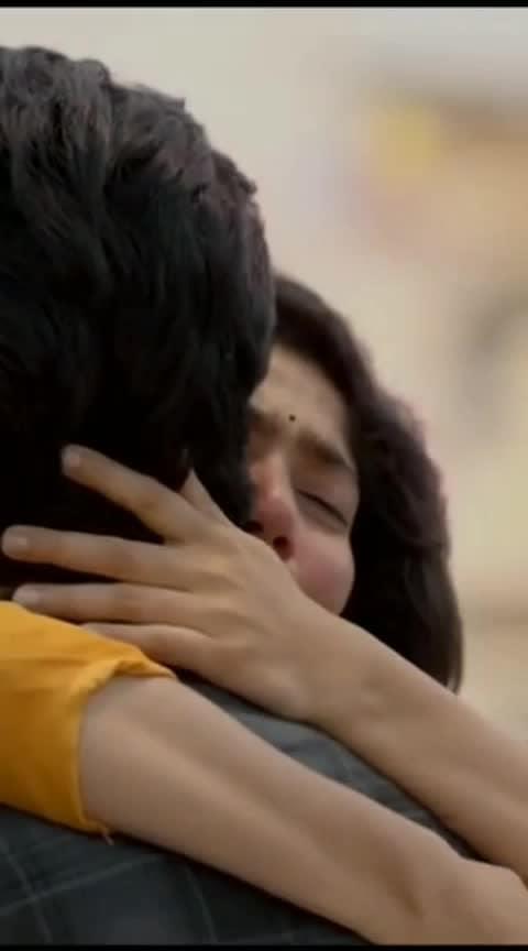 Emotional Scene😚😣#padi_padi_leche_manasu