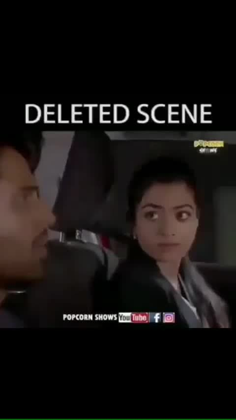 #deletedscene #geetagovindam #watchit #funny 😜