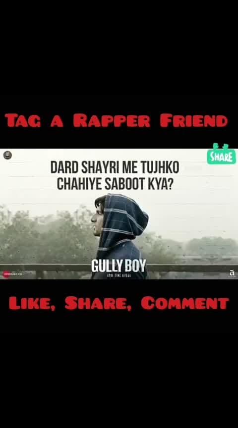 #gullyboy #gullygangboy #gullyboytrailer