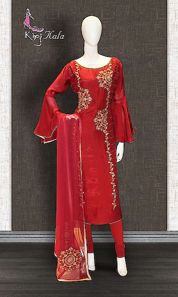 Red Uppada Straight Suit http://www.khojkaladesign.com/party-wear-suits/red-uppada-straight-suit.html  SKU: KHOJ0791 ₹4,090  #fashion #women #dupattasuits #instagood #love #womenstyle #salwarkameez #casualselfie #me #like #clothes #beautiful #indianwomenclothing #khojkala #casualsalwarkameez #salwarsuit